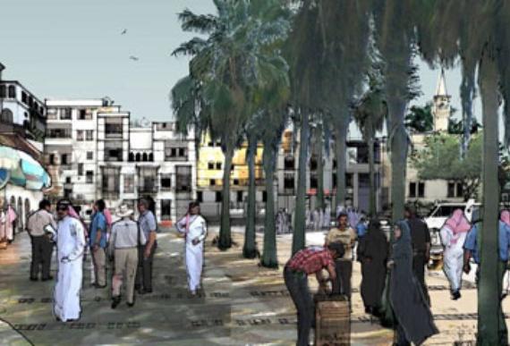 Development Concept and Master plan for Yanbu Coastal Front, Saudi Arabia