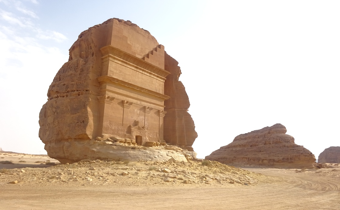 Development vision and proposals for Al Ula including Mada'en Saleh World Heritage Site
