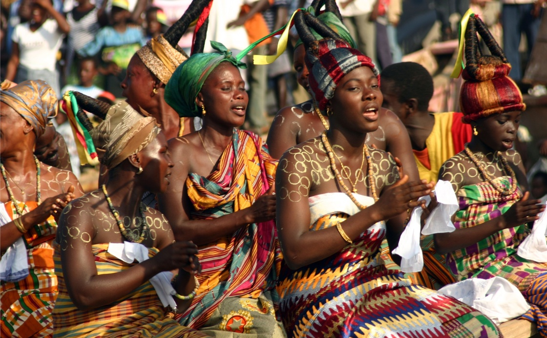 Project Formulation for a Tourism Plan for Ghana